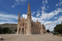 Santuario de Sta. Maria Magdalena. In Novelda, Alicante Royalty Free Stock Photography