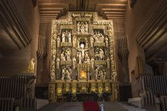 Santuario de Torreciudad, Spain Royalty Free Stock Photo