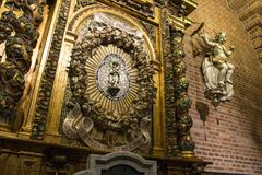 Santuario de Torreciudad, Spain Royalty Free Stock Images