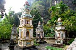 Santuario de Vietnam Imagen de archivo libre de regalías