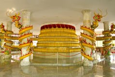 Santuario decorativo del cinese Immagine Stock Libera da Diritti