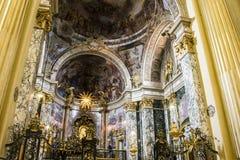 Santuario dei Di San Luca, Bologna, Italia di Madonna Fotografie Stock Libere da Diritti