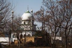 Santuario dei musulmani immagine stock