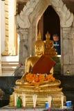 Santuario del Buddha Fotografie Stock