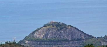 Santuario del della Misericordia, Genova di Signora di rimedi da ciarlatani La Liguria, Italia fotografia stock