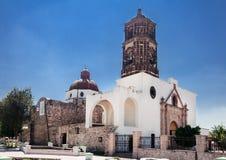 Santuario del Señor de Las Marevillas Royalty Free Stock Images