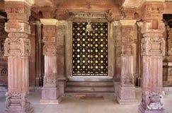 Santuario del templo de Rajasthán Fotos de archivo