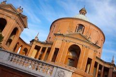 Santuario del Virgin benedetto di San Luca Immagine Stock Libera da Diritti