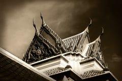 SANTUARIO DELLA COLONNA DELLA CITTÀ, BANGKOK Fotografie Stock Libere da Diritti