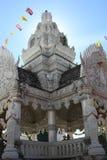 Santuario della colonna della città, provincia di Nan, Tailandia Fotografia Stock