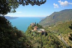Santuario della Madonna di Montecastello Royalty Free Stock Image