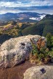 Santuario della roccia di Belintash Immagine Stock