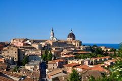 Loreto - Italy Stock Image