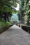 Santuario di Bocca di Rio Stock Images