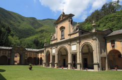 Santuario di Bocca di Rio Royalty Free Stock Photo