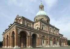 Santuario di caravaggio. Caravaggio (Bg), Italy, the sanctuary of Santa Maria della  Fonte Royalty Free Stock Image