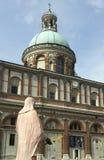 Santuario di caravaggio. Caravaggio (Bg), Italy, the sanctuary of Santa Maria della  Fonte Royalty Free Stock Photography