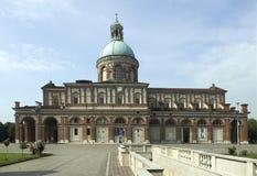Santuario di caravaggio. Caravaggio (Bg), Italy, the sanctuary of Santa Maria della  Fonte Royalty Free Stock Photo