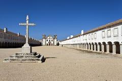 Santuario di Espichel del capo, Portogallo Fotografie Stock Libere da Diritti