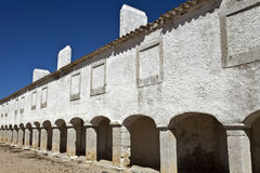 Santuario di Espichel del capo, Portogallo Fotografia Stock Libera da Diritti