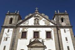 Santuario di Espichel del capo, Portogallo Immagine Stock Libera da Diritti