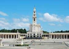 Santuario di Fatima Immagine Stock