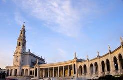 Santuario di Fatima fotografia stock
