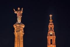 Santuario di Fatima, altare del mondo cattolico Immagine Stock