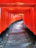 Santuario di Fushimi-Inari fotografia stock libera da diritti