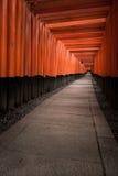 Santuario di Fushimi Inari Fotografie Stock Libere da Diritti