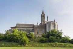 Santuario di Grazia Fotografie Stock
