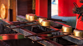 Santuario di Hakone Immagine Stock Libera da Diritti
