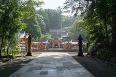 Santuario di Kirishima immagine stock