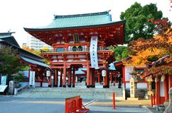 Santuario di Kobe Immagini Stock