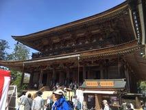 Santuario di Kyoto Fotografie Stock