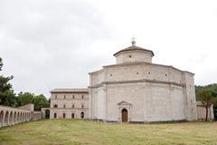 Santuario di Macereto, Macerata Immagini Stock