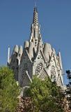 Santuario di Mare de Déu de Montserrat-Tarragona fotografia stock