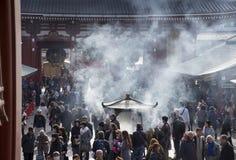 Santuario di Meiji Jingu fotografia stock libera da diritti