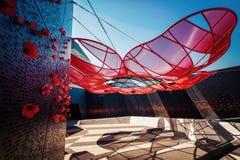 Santuario di Melbourne immagini stock