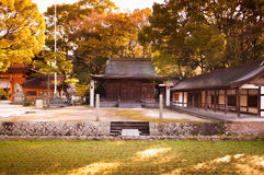 Santuario di Oyamazumi - isola di Omishima - Ehime, Giappone Fotografia Stock