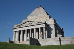 Santuario di Remembrance Fotografie Stock Libere da Diritti