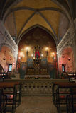 Santuario di Rocamadour Immagine Stock
