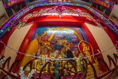 Santuario di Sombun Dio Fotografia Stock