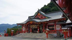 Santuario di Taikodani Inari in Tsuwano fotografia stock libera da diritti