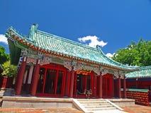Santuario di Tainan Koxinga Immagine Stock