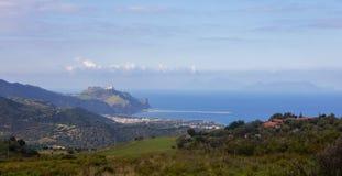 Santuario di Tinderi, Sicilia fotografia stock libera da diritti