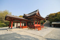Santuario Di Tsurugaoka Hachimangu, Kamakura, Giappone Fotografia Stock - Imm...