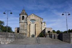 Santuario di Urkiola, Bizkaia immagine stock