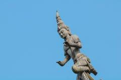 Santuario di verità a Pattaya Fotografia Stock Libera da Diritti