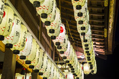 Santuario di Yasaka Fotografia Stock